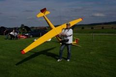 Flugplatzalltag 2007