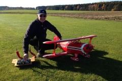 Flugplatzalltag 2014