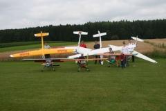Flugplatzalltag 2011